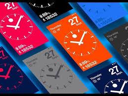 swissclock wallpaper and widget apps