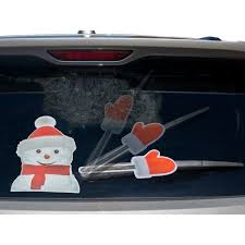 Shop Rear Vehicle Car Window Moving Animated Wiper Blade Tag Decal Windshield Decal On Sale Overstock 25715813