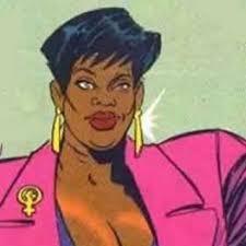 Myra Allen (Character) - Comic Vine