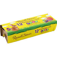 russell stover marshmallow eggs dave