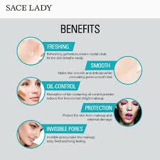 sace lady face base primer makeup