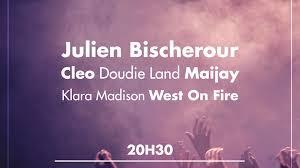 Vibrations#3 Avec Klara Madison + Cleo + West On Fire + Doudie Land + Maijay