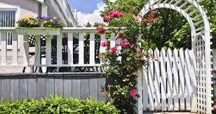 Amazing Garden Fence Design Ideas For Your Backyard Smucker Fence