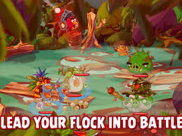 Rovio Launches RPG-Based 'Angry Birds Epic' for iOS Devices ...