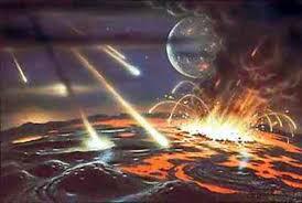 Resultado de imagen de El surgir de la vida en una Tierra Primitiva