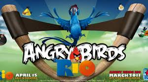 Angry Birds flies into Rio with movie-inspired game due in March ...