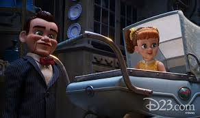 characters appearing in toy story 4