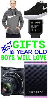 16th birthday gifts boys