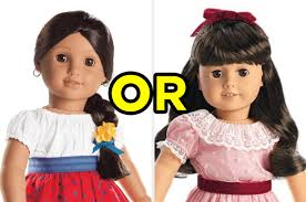 everyone has an american doll that