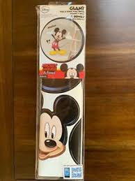 Giant Peel And Stick Mickey Mouse Wall Stickers 36 75x36 5 Ebay