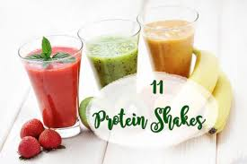 11 protein shakes for weight loss all