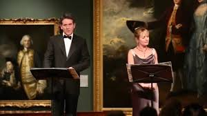 Darcy's Proposal from An Evening with Jane Austen - YouTube