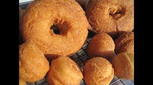 old fashioned cake doughnuts how to