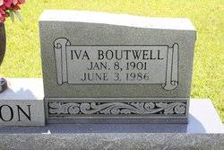 Iva Boutwell Gibson (1901-1986) - Find A Grave Memorial