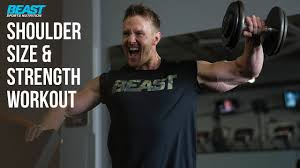 shoulder strength size rob riches
