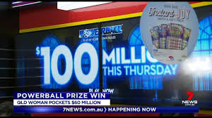 Powerball draw 1245: Division one ...