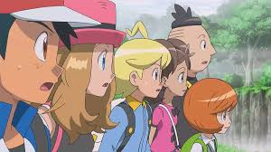 Shauna, Tierno and Trevor to debut in XY039 : pokemon