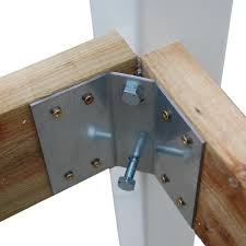Deck Frame Corner Bracket Kit Deck Supermarket