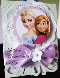 Invitacion Frozen Invitaciones De Frozen Invitaciones Minnie