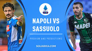Napoli v Sassuolo live stream: Where to watch Sere A online ...