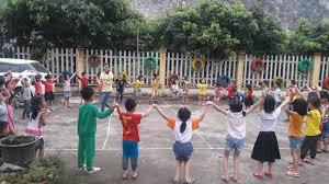 Hoạt động học tập và vui chơi của các bé trong Trường ...