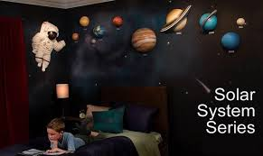 Free Download Kids Bedroom Ideas With 3d Solar System Wall Mural 3d Wall Murals For 700x416 For Your Desktop Mobile Tablet Explore 46 Solar System Wallpaper For Bedroom Solar