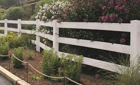 Woodtone Vinyl Fence Superior Plastic Products