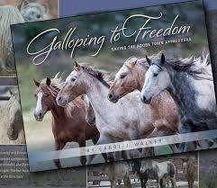 galloping to freedom wild hoofbeats