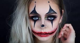 creepy clown makeup tutorial saubhaya