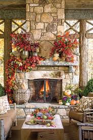 40 cozy ideas for fireplace mantels