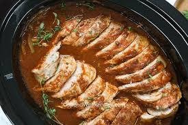 crock pot pork tenderloin 5 minutes