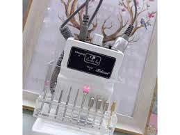 nail drill bits holder stand