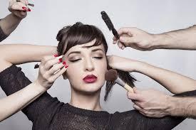 makeup your face like beauty salon