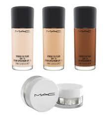 mac cosmetics studio fix fluido