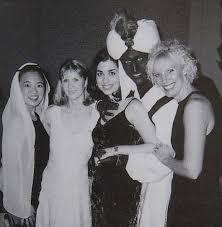 guests recall arabian nights gala