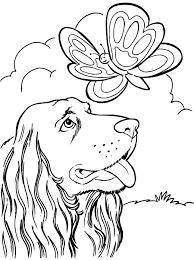 Honden Kleurplaat Kleurplaten