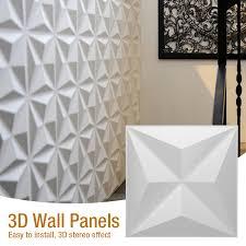 30x30cm 3d Tile Panel Mold Plaster Wall 3d Wall Stickers Living Room Wallpaper Mural Waterproof 3d Wall Sticker Bathroom Kitchen Wall Stickers Aliexpress