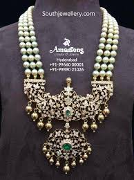 diamond pendant indian gold set co id