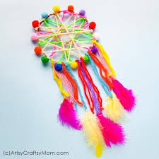 10 Diy Dream Catchers For Kids To Make