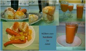 nutribullet vs juicer ncborn born