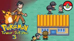 Pokemon Tower Defense 3 Part 6 - Journey! - YouTube