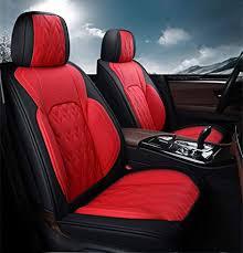 cuir pu imperméable car seat cover