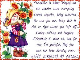 best friend birthday quote quote number picture quotes