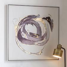 opal framed wall art