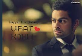 happy birthday virat kohli page