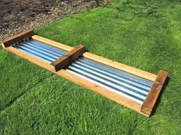 how to galvanized garden beds