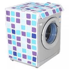 Vỏ bọc máy giặt cửa ngang (Giao màu ngẫu nhiên) - Phụ kiện giặt ủi khác  Thương hiệu Tomcity