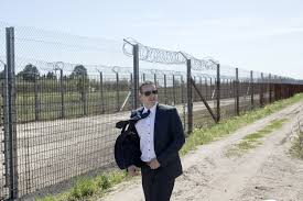 Far Right Mayor Hails Success Of Hungary Serbia Border Fence