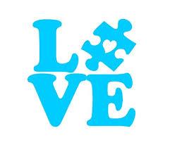Autism Awareness Heart Puzzle Vinyl Decal Sticker Decor Decals Stickers Vinyl Art Home Decor Home Garden Home Decor