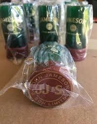 jameson irish whiskey plastic bottle